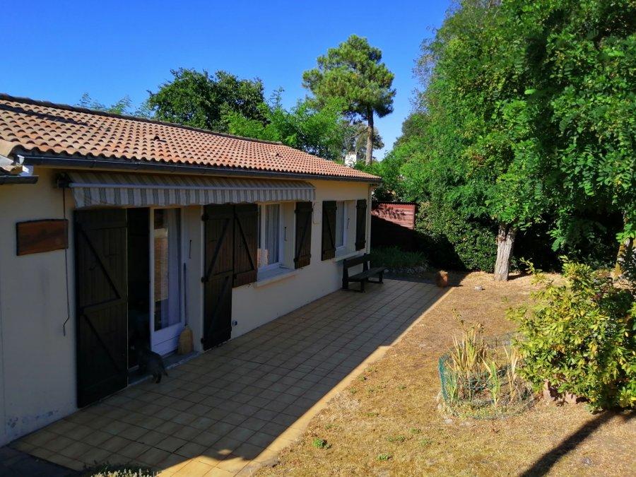acheter maison 4 pièces 70.04 m² longeville-sur-mer photo 1