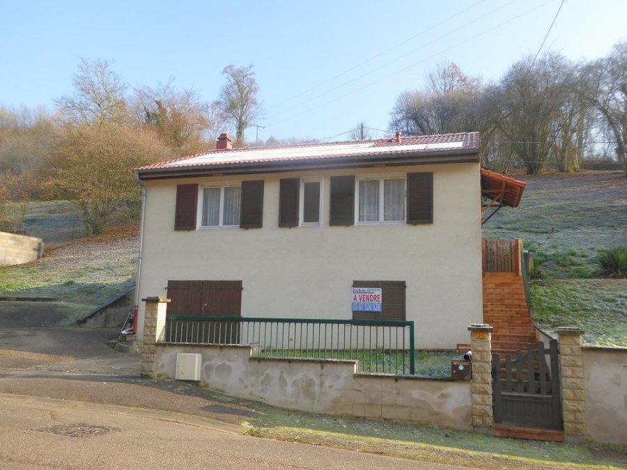 acheter maison 4 pièces 0 m² chambley-bussières photo 1