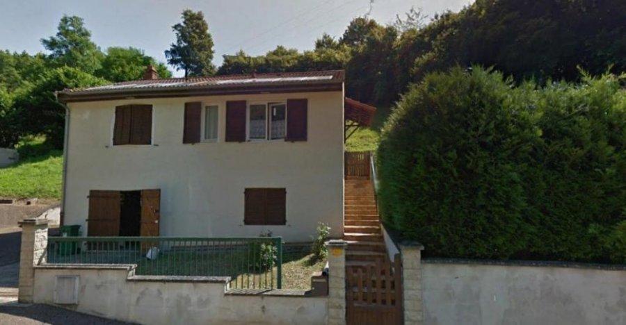 acheter maison 4 pièces 0 m² chambley-bussières photo 2