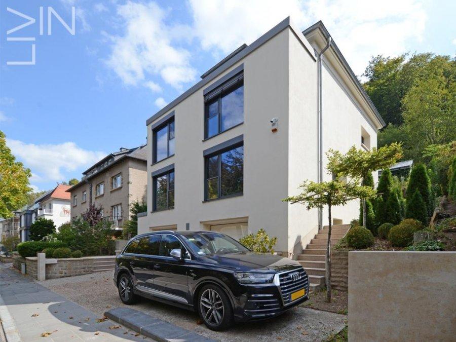 acheter maison mitoyenne 4 chambres 350 m² luxembourg photo 2