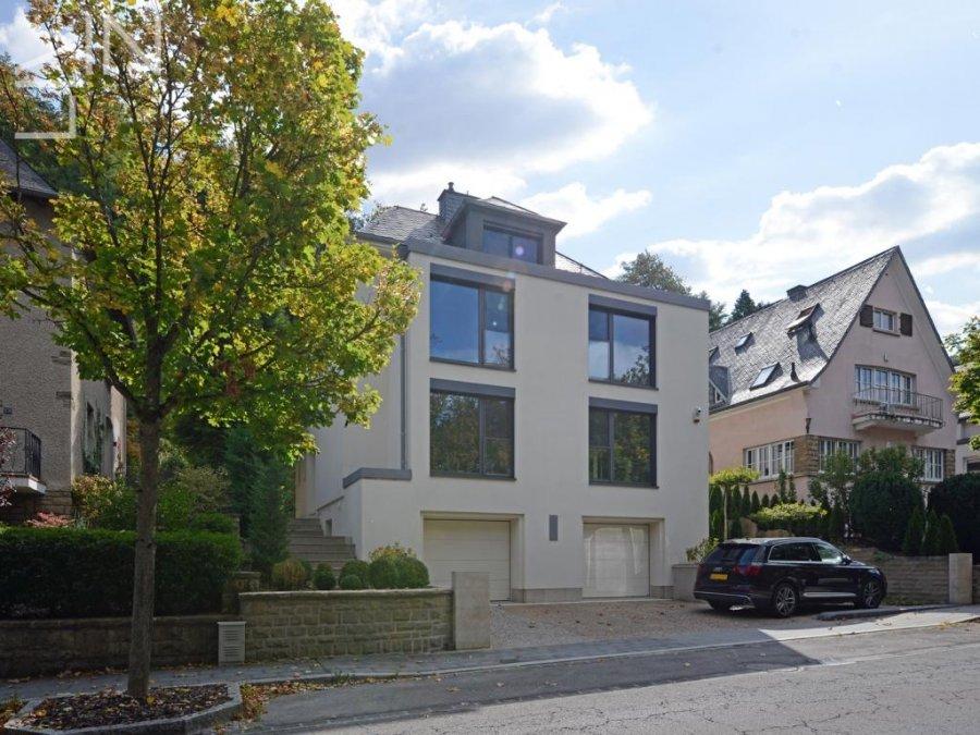 acheter maison mitoyenne 4 chambres 350 m² luxembourg photo 1