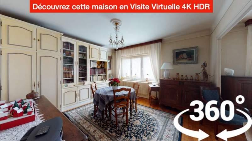 acheter maison 6 pièces 155 m² villers-lès-nancy photo 1