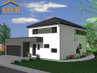 Maison à vendre F5 à Forbach - Réf. 6488641