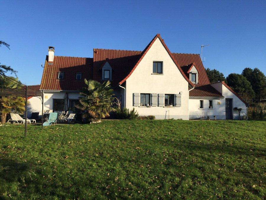 Maison individuelle en vente saint aubin 190 m 493 for Maison individuelle a acheter