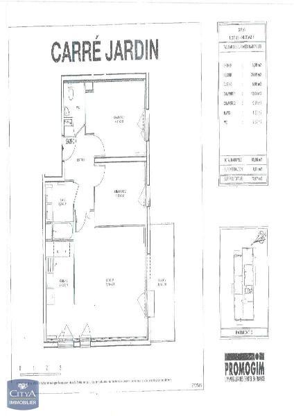 louer appartement 3 pièces 65 m² hoenheim photo 3
