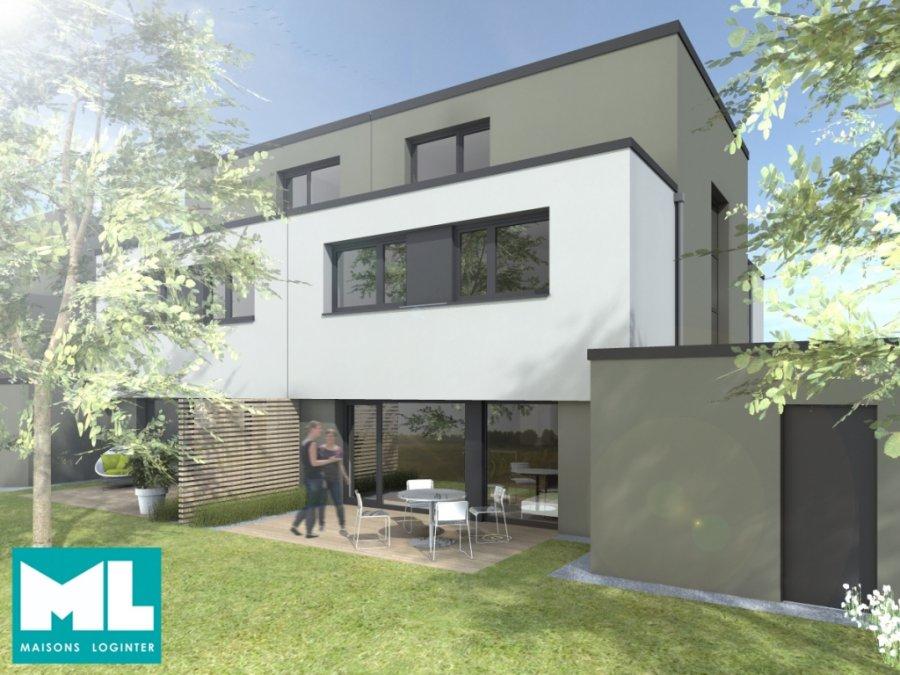 Maison mitoyenne 3 Chambres à vendre à Beringen (Mersch) | Paperjam News