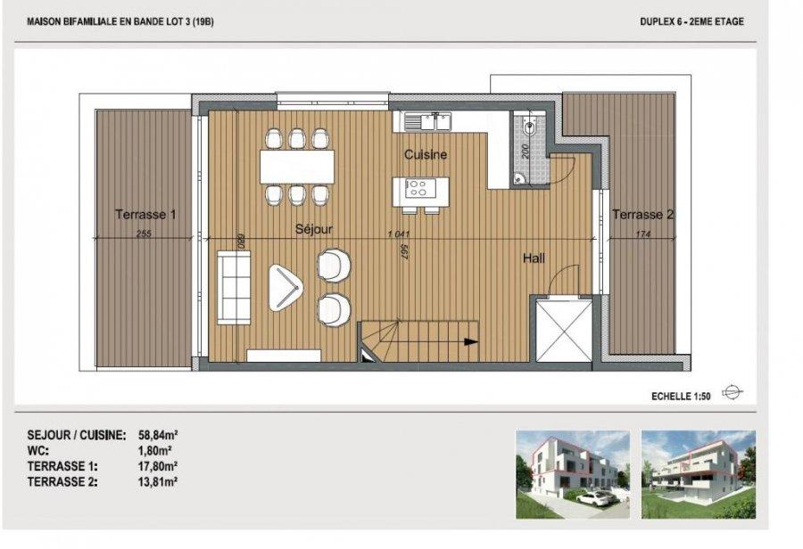 Acheter Duplex 4 Chambres 152 M² Capellen Photo 6