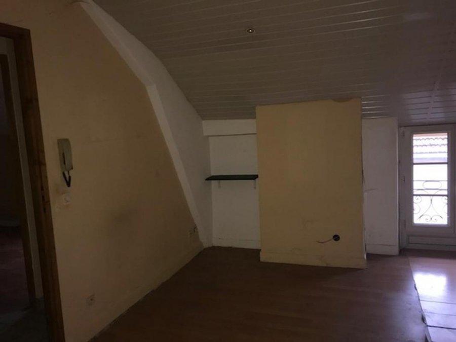 Appartement à vendre F2 à Longeville les metz