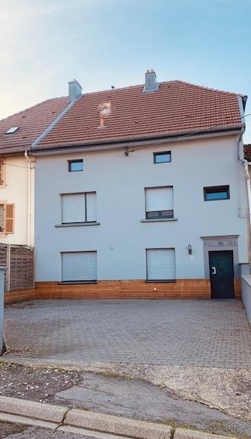acheter maison mitoyenne 10 pièces 155 m² audun-le-tiche photo 1