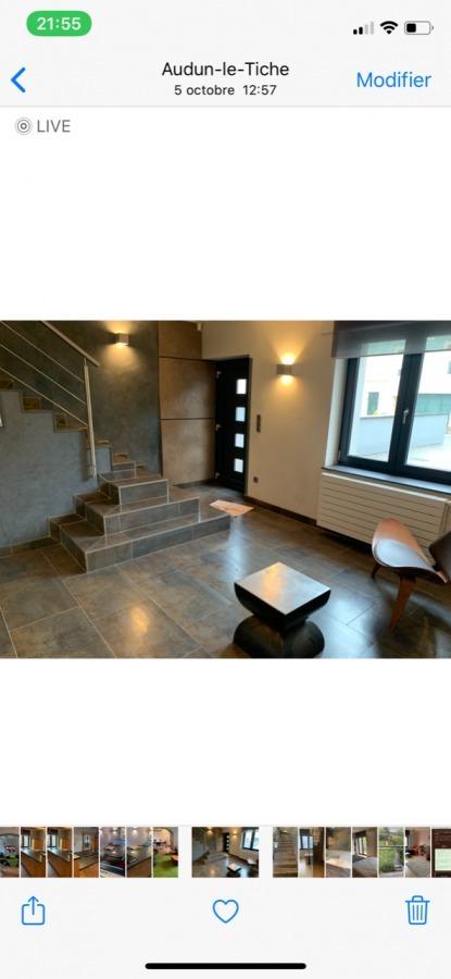 Maison mitoyenne à vendre F10 à Audun-le-Tiche