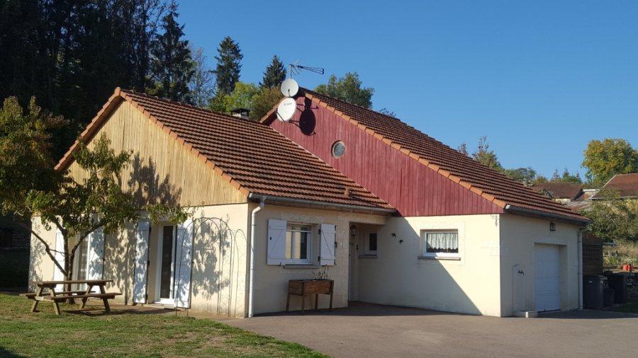 acheter maison 6 pièces 130 m² contrexéville photo 1