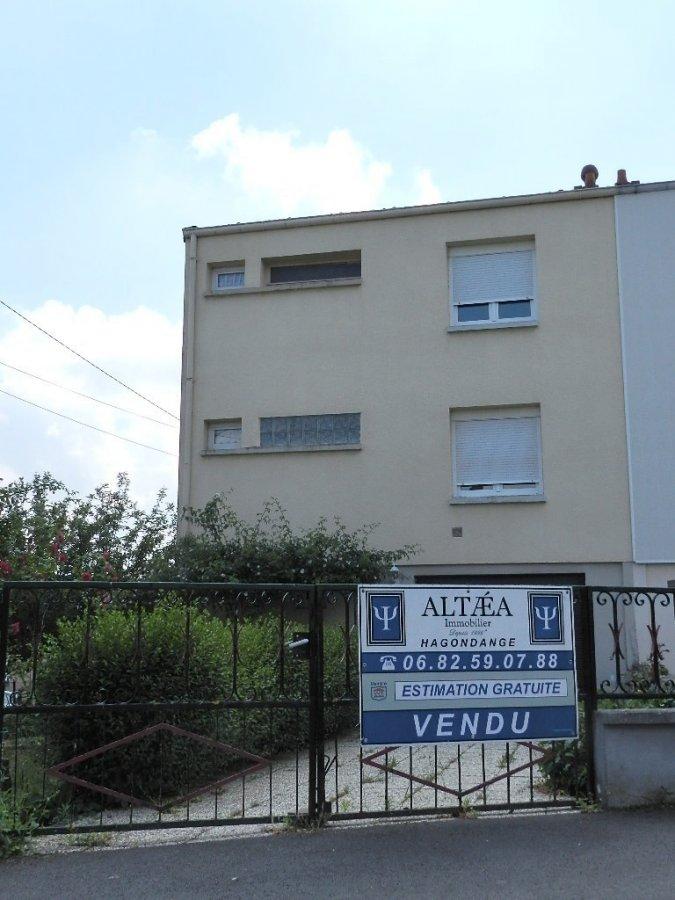 acheter maison 5 pièces 100 m² marange-silvange photo 1