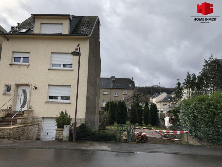 acheter terrain constructible 0 chambre 0 m² pétange photo 3