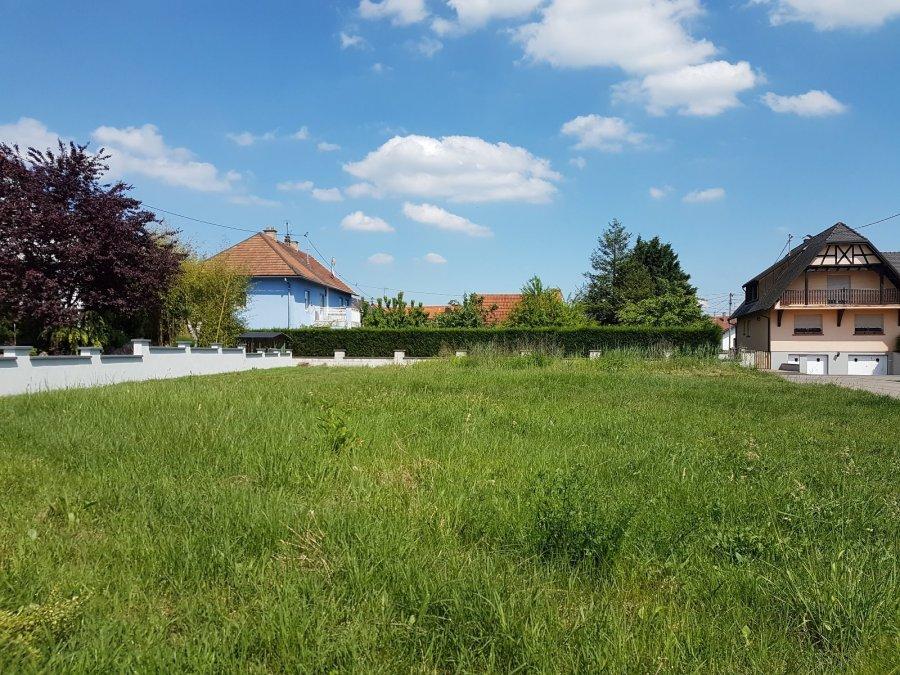 Terrain constructible à vendre à Haguenau