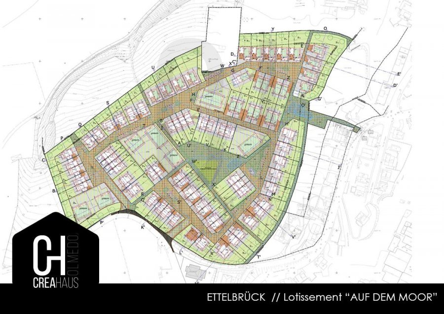 acheter terrain constructible 0 chambre 331 m² ettelbruck photo 2