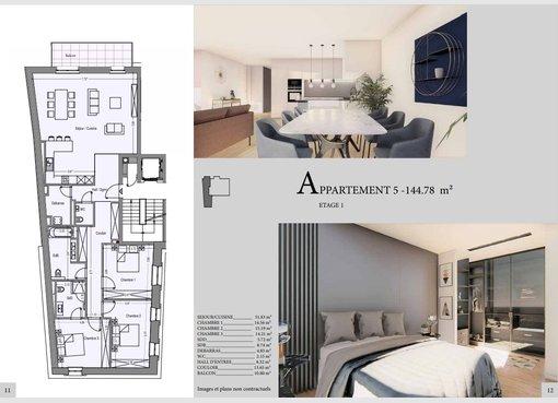 Appartement à vendre 3 Chambres à Mondercange (LU) - Réf. 7171649