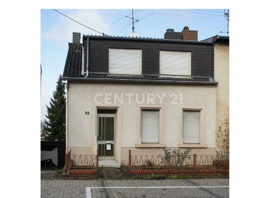 einfamilienhaus kaufen 4 zimmer 127 m² saarbrücken foto 1