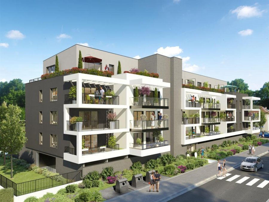acheter appartement 2 pièces 44 m² montigny-lès-metz photo 3