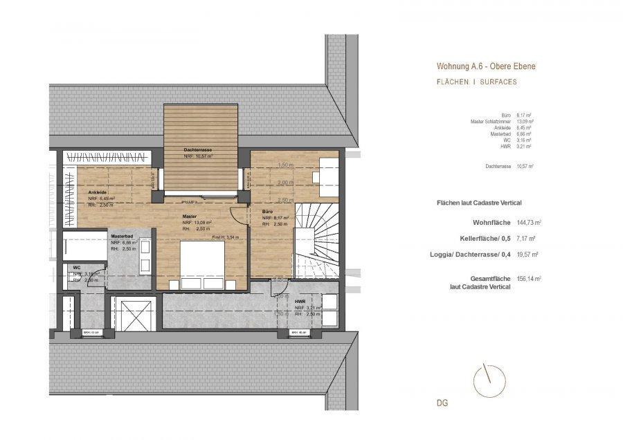 acheter penthouse 3 chambres 156 m² michelau photo 4