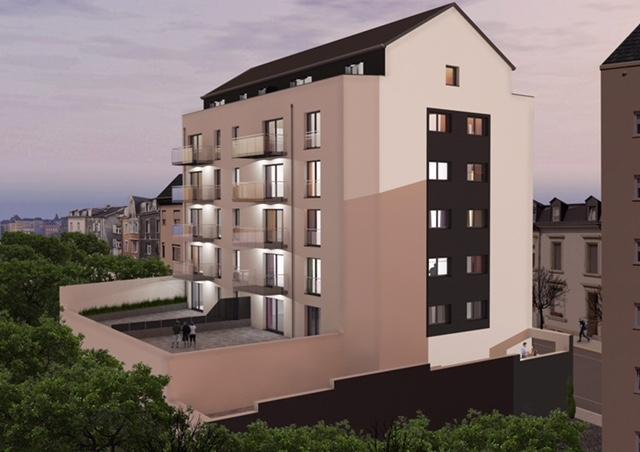 wohnanlage kaufen 0 schlafzimmer 94.12 bis 106.24 m² differdange foto 1