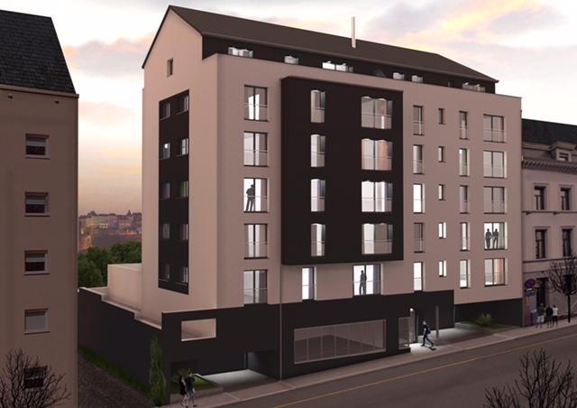 wohnanlage kaufen 0 schlafzimmer 94.12 bis 106.24 m² differdange foto 2