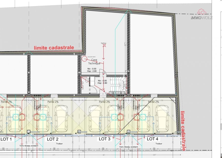 reihenhaus kaufen 3 schlafzimmer 185 m² wiltz foto 3
