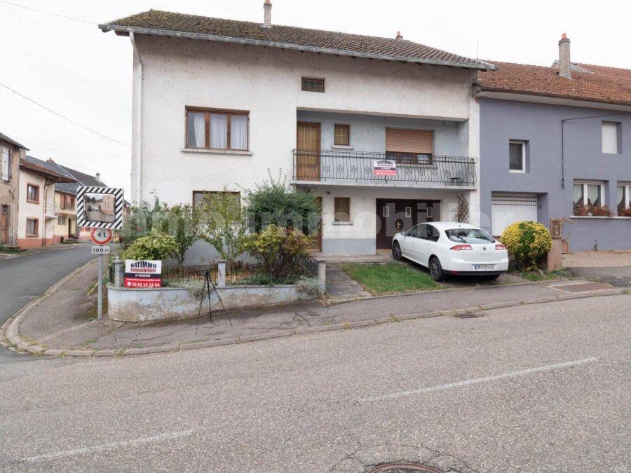 acheter maison 7 pièces 136 m² gosselming photo 3