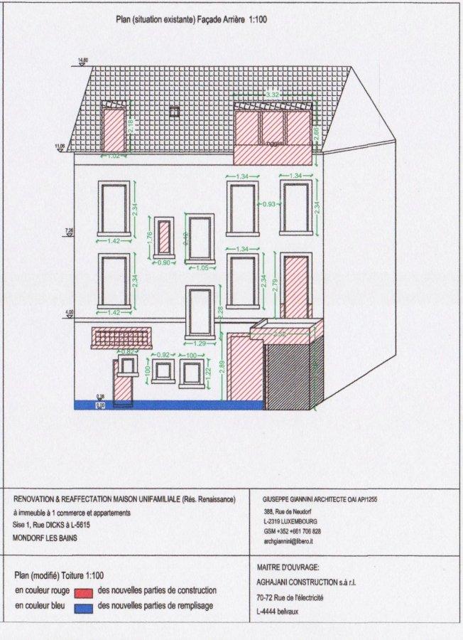 acheter duplex 4 chambres 135 m mondorf les bains photo 4