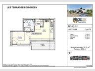 Appartement à vendre F2 à Terville - Réf. 7071569