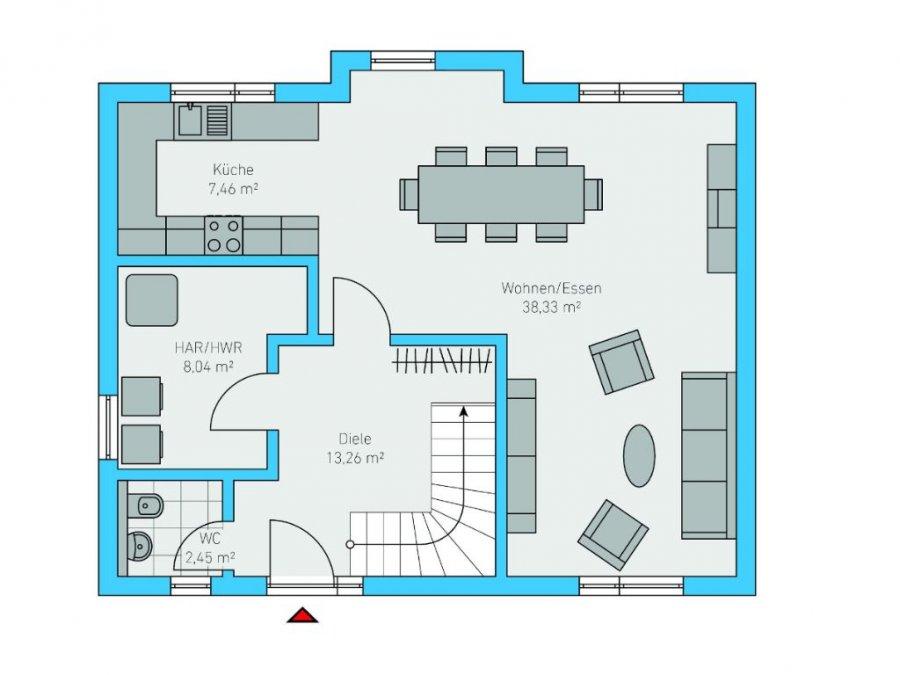 acheter maison 5 pièces 132 m² buchet photo 3