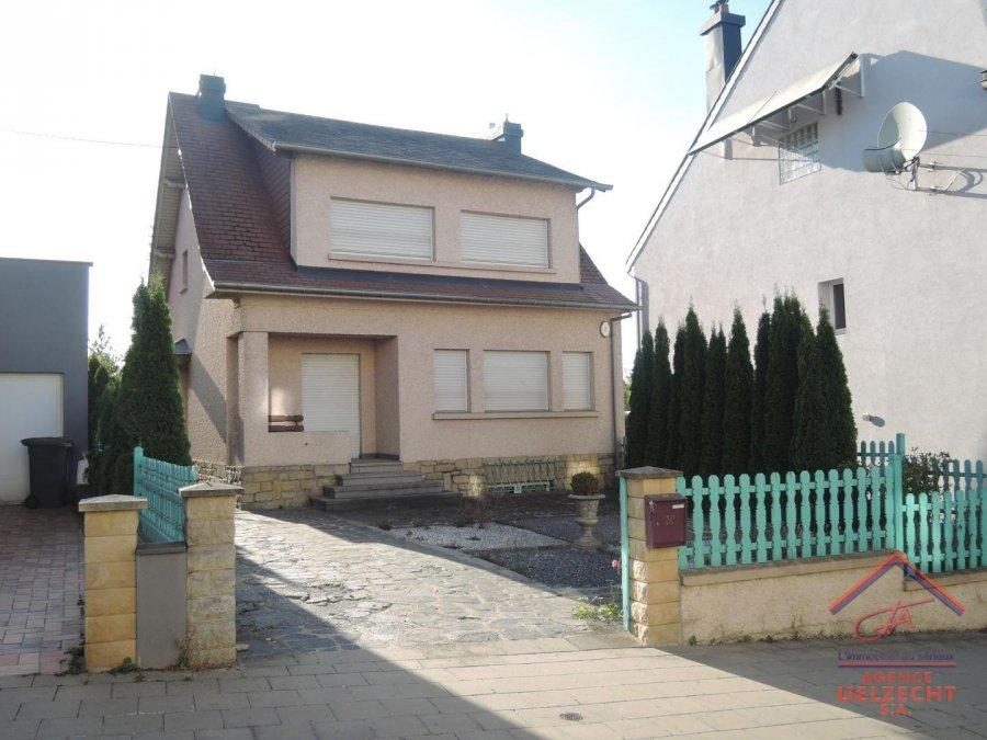 acheter maison 3 chambres 110 m² rodange photo 1