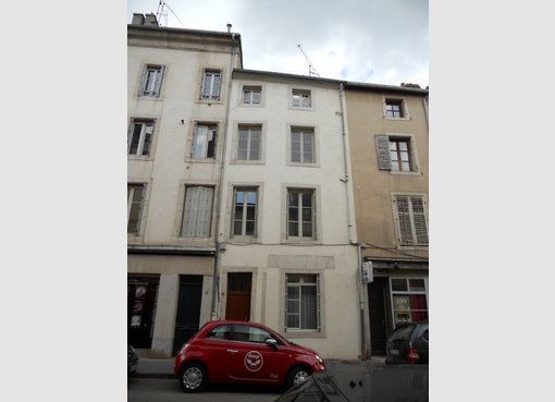 Location appartement f1 nancy meurthe et moselle r f for Location appartement atypique nancy