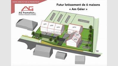 Lotissement à vendre 3 Chambres à Erpeldange (Bous) - Réf. 6216273
