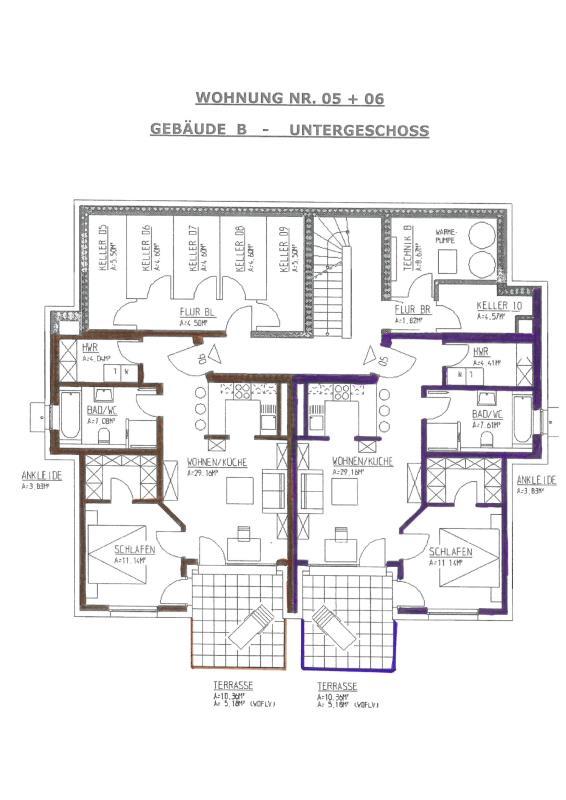 wohnung kaufen 2 zimmer 60.43 m² trier foto 3