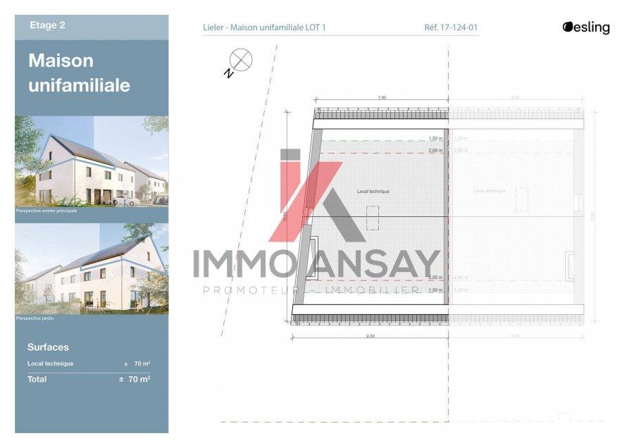 acheter maison 3 chambres 140 m² lieler photo 4