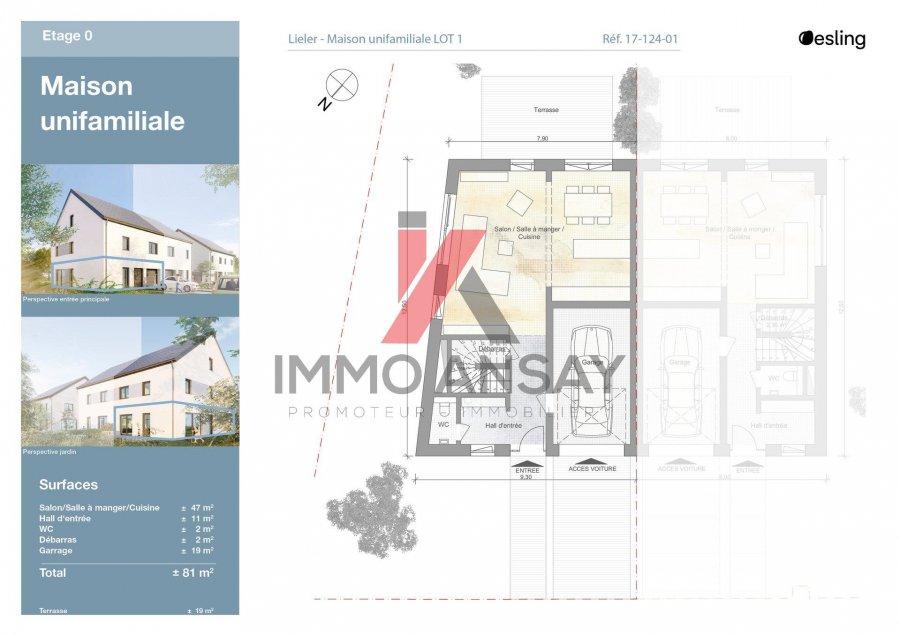 acheter maison 3 chambres 140 m² lieler photo 2