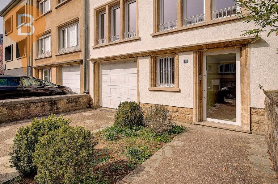 Appartement à louer 1 chambre à Luxembourg-Belair