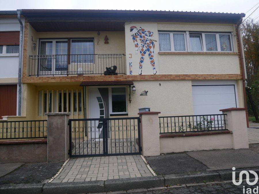 acheter maison 6 pièces 100 m² forbach photo 1