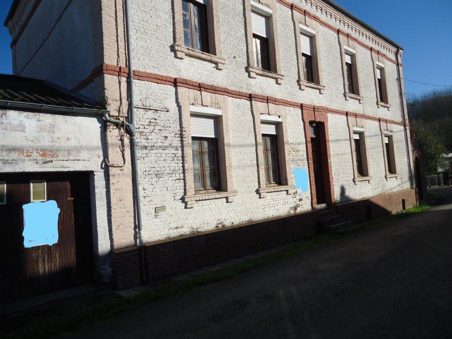 Maison individuelle en vente fressin 200 m 130 000 for Acheter maison paris 16