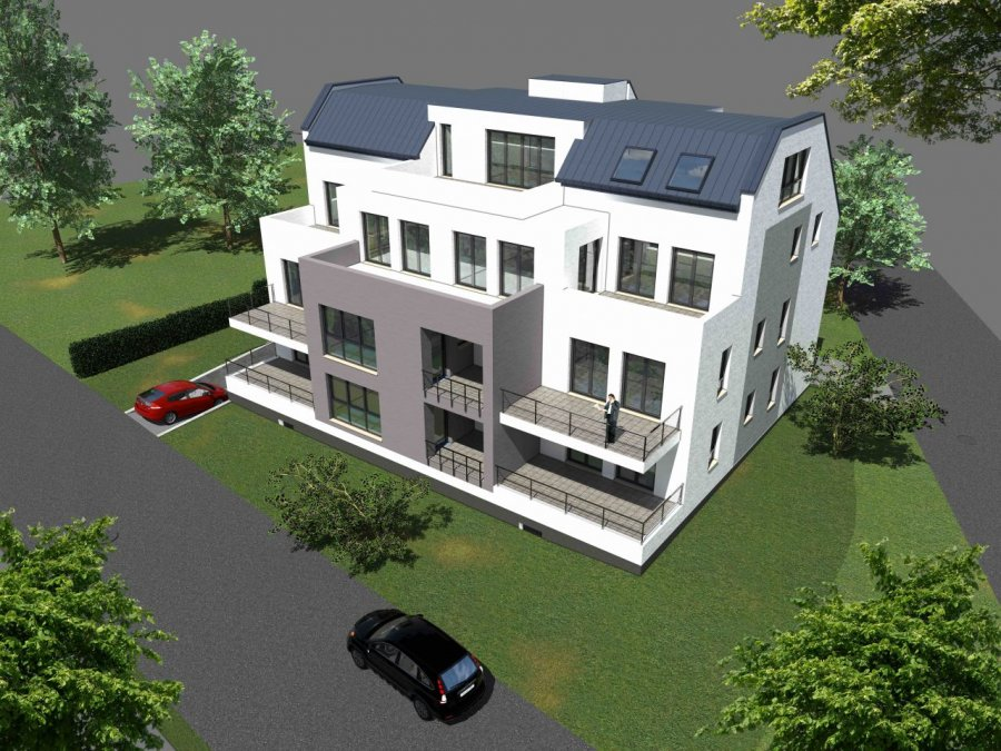 wohnung kaufen 4 zimmer 95.5 m² schweich foto 2