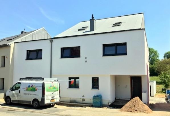 Duplex à vendre 3 chambres à Garnich