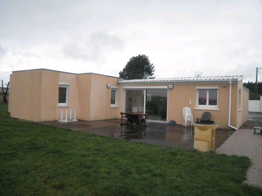 Maison individuelle en vente sangatte 120 m 270 860 for Acheter maison individuelle nord