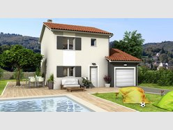 Maison à vendre F4 à Dombasle-sur-Meurthe - Réf. 4965473