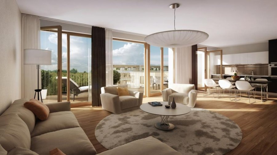 acheter résidence 0 chambre 78.37 à 89.58 m² luxembourg photo 2