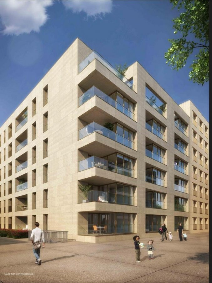 acheter résidence 0 chambre 78.37 à 89.58 m² luxembourg photo 1