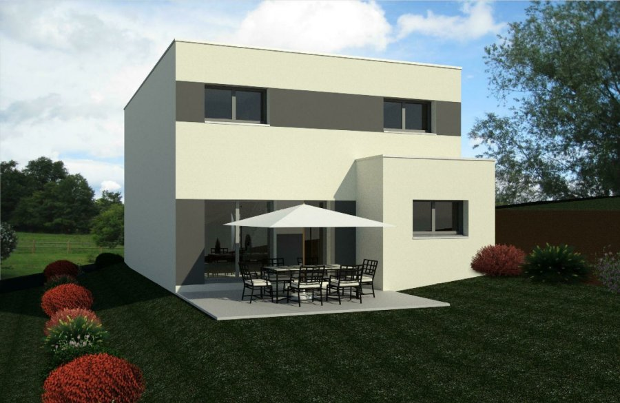 acheter maison individuelle 5 pièces 101.45 m² pommérieux photo 3