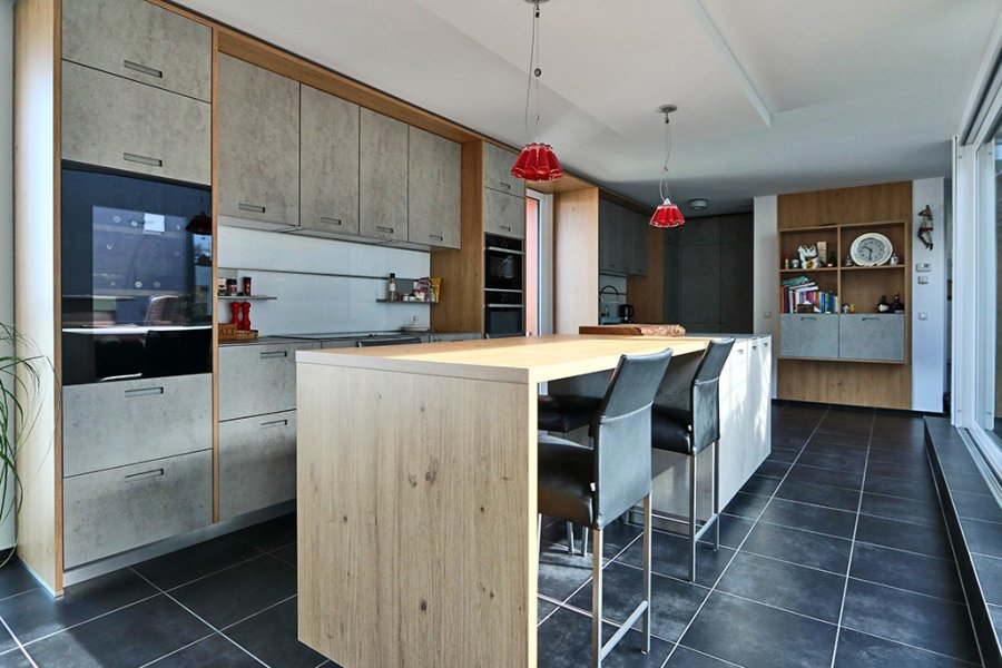 penthouse-wohnung mieten 3 schlafzimmer 128 m² luxembourg foto 4