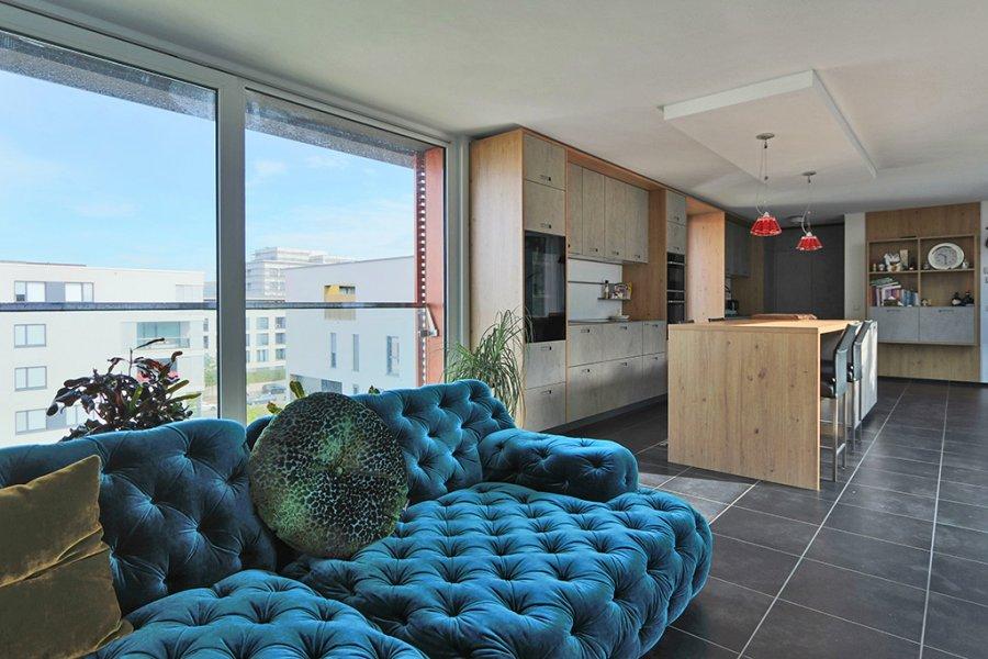 penthouse-wohnung mieten 3 schlafzimmer 128 m² luxembourg foto 7