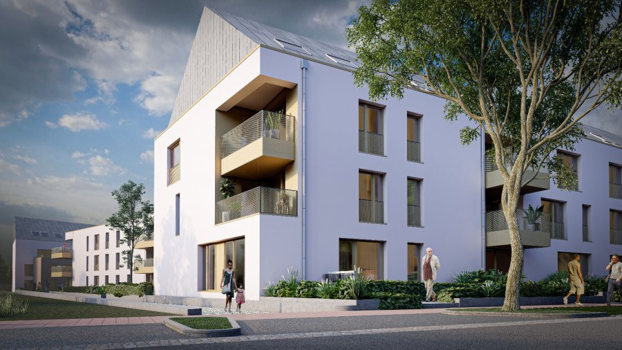 Appartement à vendre 1 chambre à Erpeldange (Ettelbruck)
