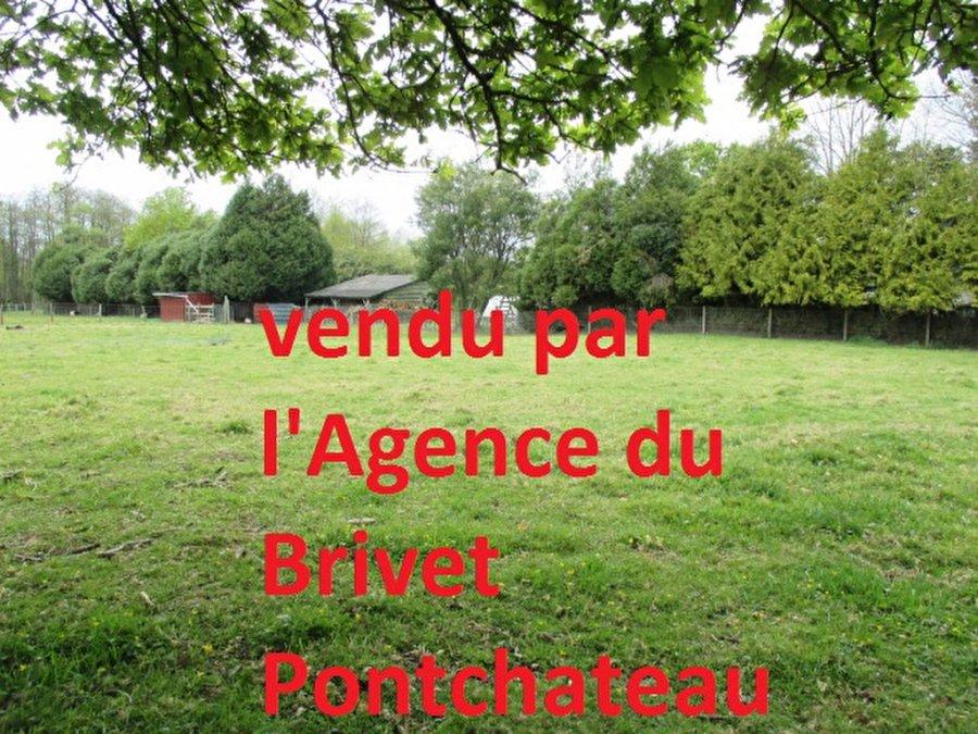 acheter terrain constructible 0 pièce 1200 m² pontchâteau photo 1